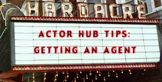 Actor Hub: Getting an Agent