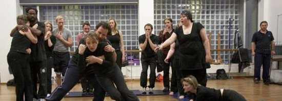 drama school audition