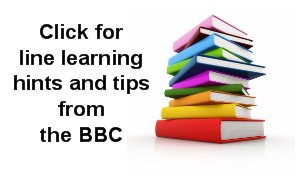 BBC actors talk through their tips for learning lines