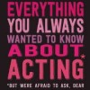 Everything You Always Wanted - The Best Gift and Present Ideas for Actors and Actresses